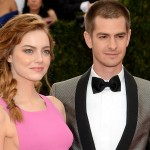 When Emma Stone won he first Golden Globe earlier this year, her former partner Andrew Garfield was the first to stand up and celebrate the actress's achievement. (Photo: Archive)