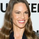 Hilary Swank was raised in a trailer park in Bellingham, Washington. At age 15 she moved with her mom to Los Angeles to pursue an acting career, and they lived out of her mom's car until Swank landed some minor roles. (Photo: Archive)