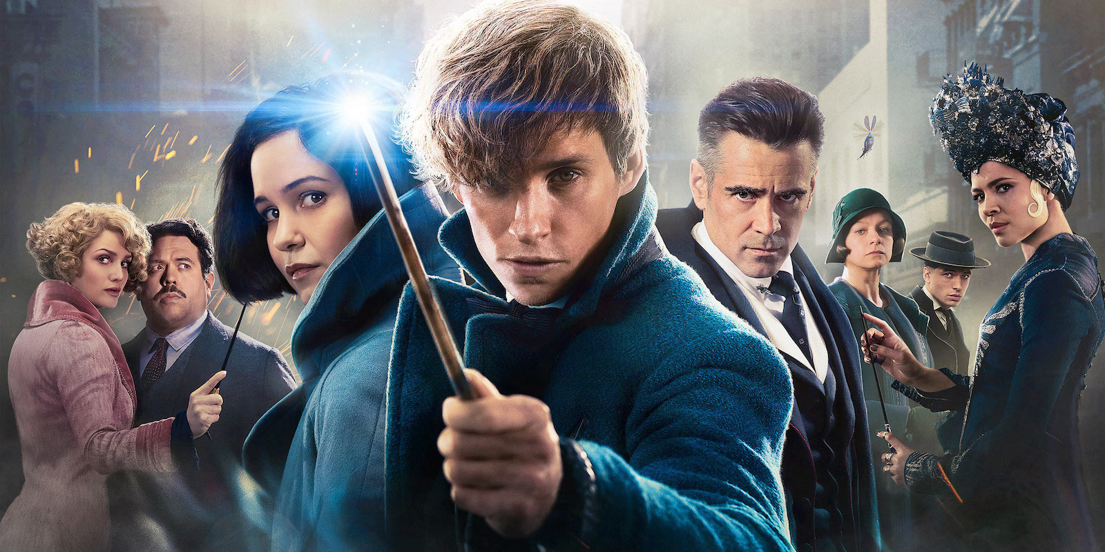 Warner Bros. released major plot details for the very anticipated sequel Fantastic Beasts and Where to Find Them. (Photo: Release)