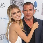 AnnaLynne McCord and Dominic Purcell. Age difference: 17 years. (Photo: Archive)