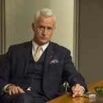 Roger Sterling, played by John Slattery… (Photo: Archive)