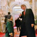 Trump played a cameo in Home Alone 2: Los in New York. (Photo: Archive)