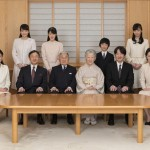 Royal Family of Japan. (Photo: Release)