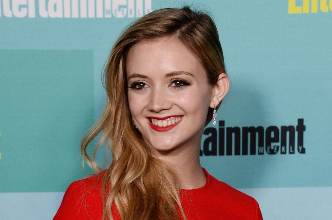 Billie Catherine Lourd was born July 17, 1992, in Los Angeles, California. (Photo: Archive)