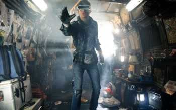 First Glimpse At Steven Spielberg's Ready Player One