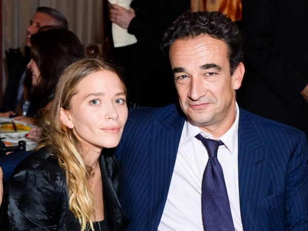 Oliver Sarkozy and Mary-Kate Olsen. Age difference: 17 years. (Photo: Archive)