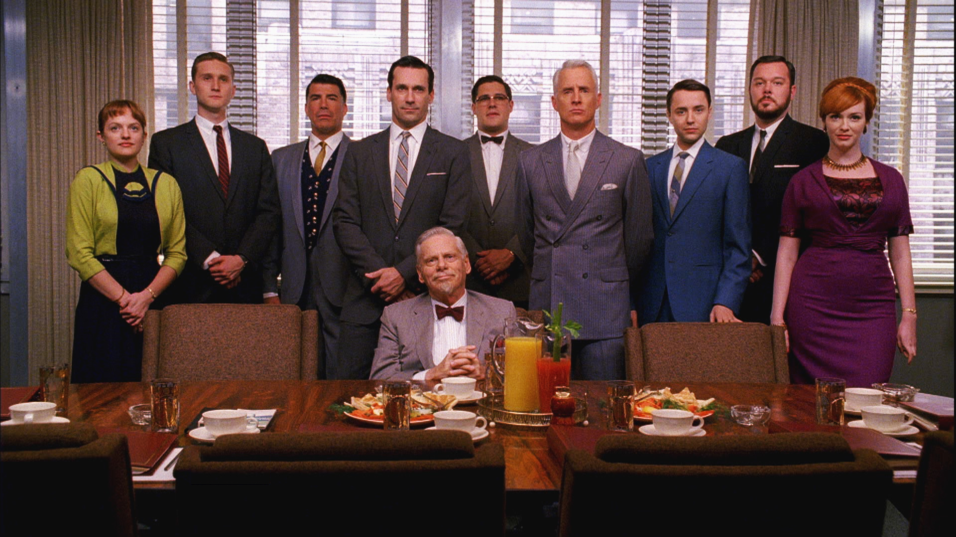 Celebrating 10 years of Mad Men, this is how the original cast looks like in their latest roles since the show ended. (Photo: Release)