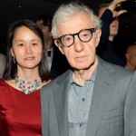 Woody Allen and Soon-Yi Previn. Age difference: 35 years. (Photo: Archive)