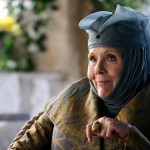 Dianna Rigg as Olenna Tyrell (Photo: Release)