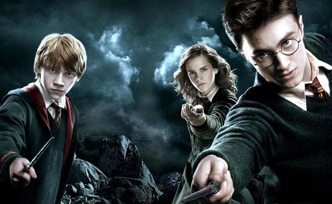 It looks like we'll be getting two new Harry Potter books this fall! (Photo: Archive)