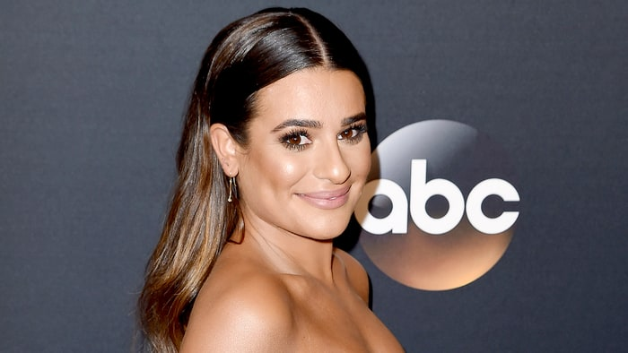 Lea Michele has a new man in her life. (Photo: Archive)
