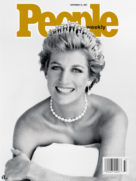 Princess Diana, People (1997). (Photo: Archive)