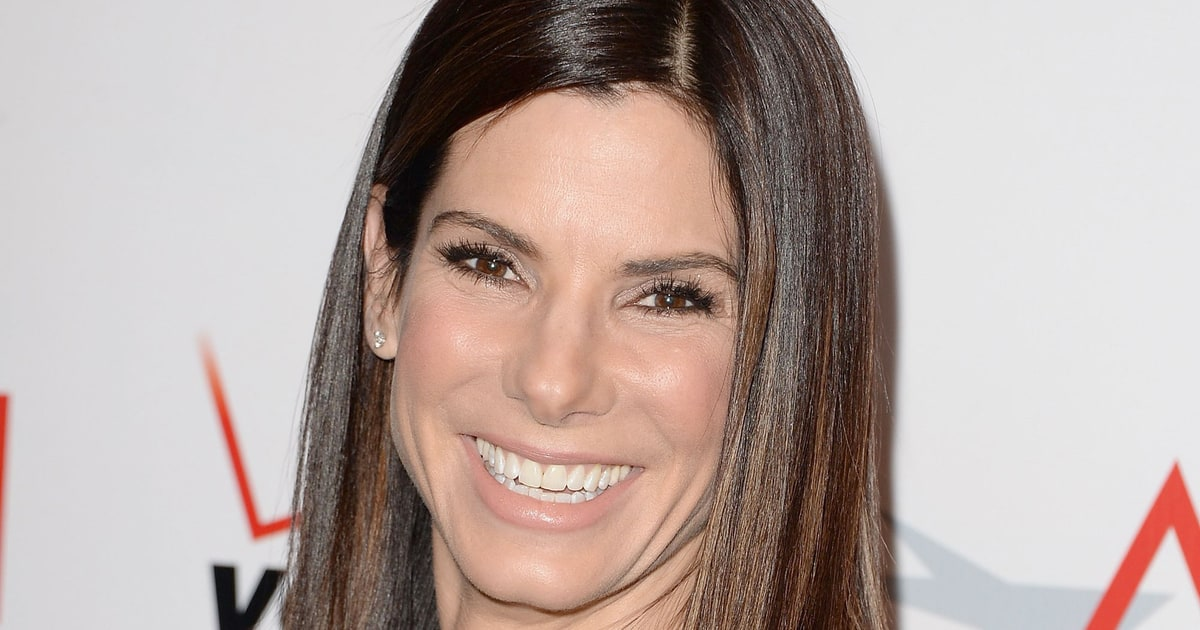 Her full name is Sandra Annette Bullock. (Photo: Archive)