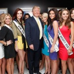Between 1996 and 2015, Trump owned part or all of the Miss Universe, Miss USA, and Miss Teen USA beauty pageants. (Photo: Archive)