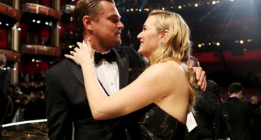 Leonardo DiCaprio And Kate Winslet Back Together For A Goof Cause