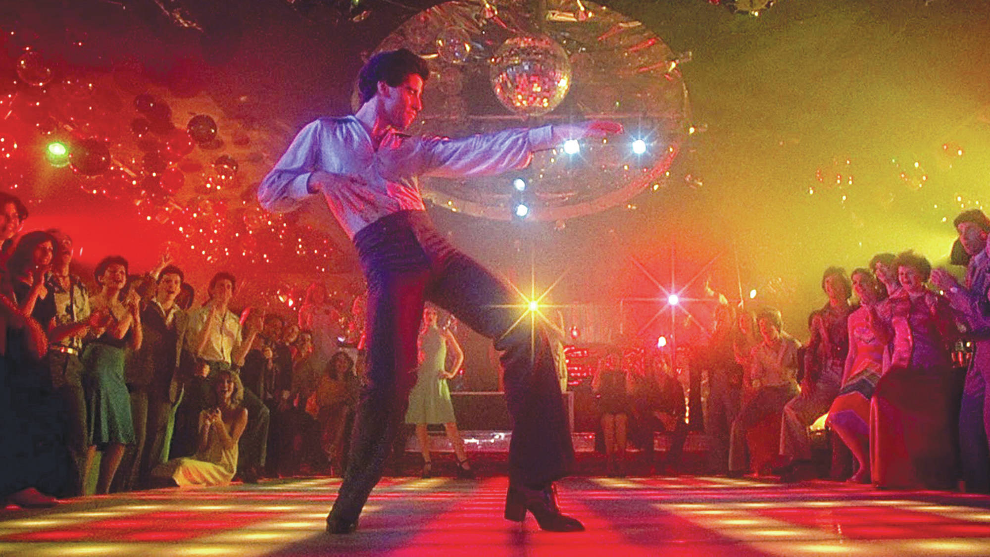 Saturday Night Fever (1977). (Photo: Archive)