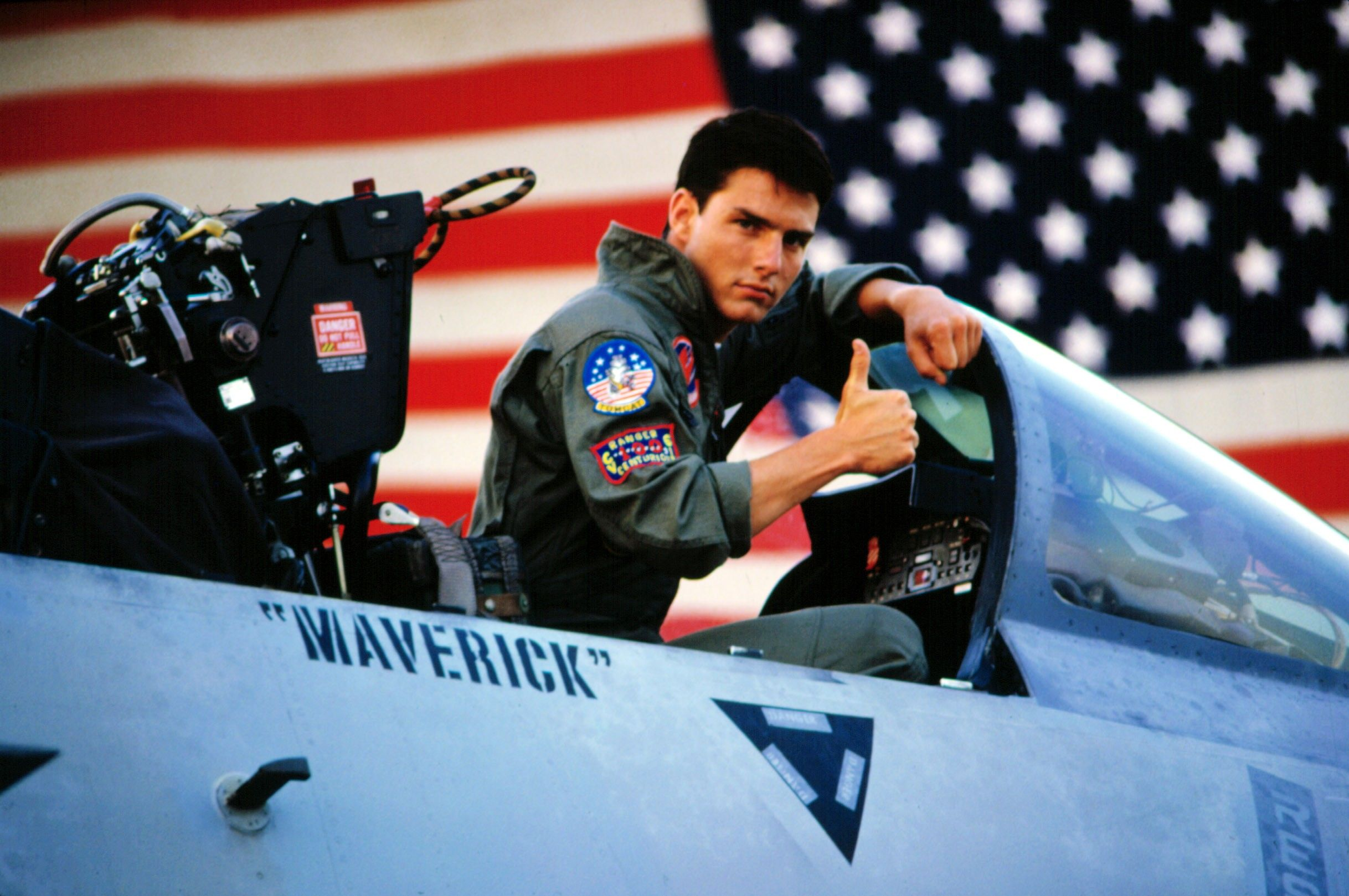 Top Gun (1986). (Photo: Archive)