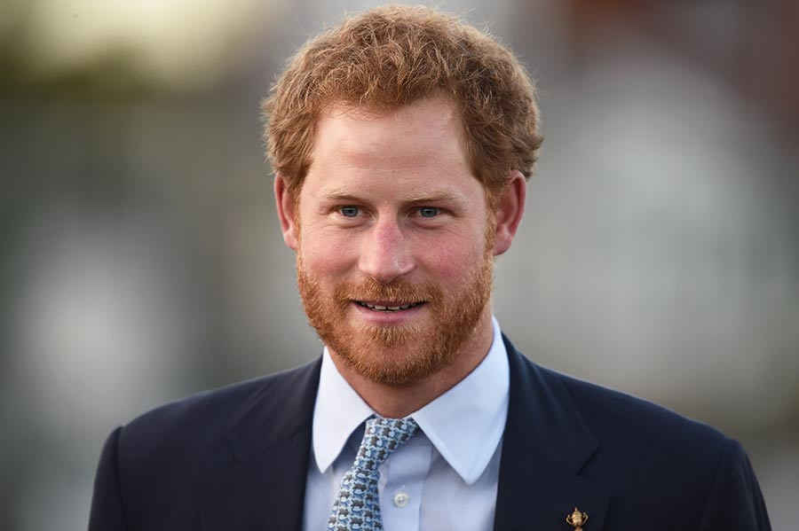 These Are our favorite 20 pictures of Prince Harry. (Photo: Archive)
