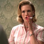 Betty Draper, played by January Jones… (Photo: Archive)