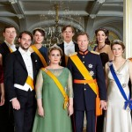 Royal family of Luxembourg. (Photo: Release)