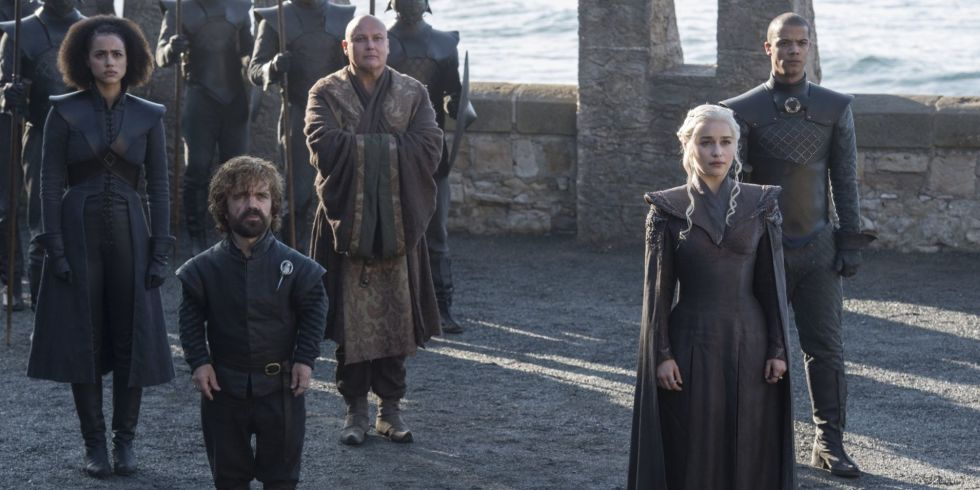 "9 p.m. ""Game of Thrones"" (HBO). (Photo: Archive)"