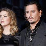 Johnny Depp and Amber Heard. Age difference: 23 years. (Photo: Archive)