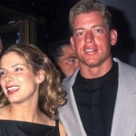 She was dated former NFL star of Dallas Cowboys, Troy Aikman. (Photo: Archive)