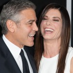 Sandra has a longtime friendship with fellow actor George Clooney, with whom she played in Gravity. (Photo: Archive)
