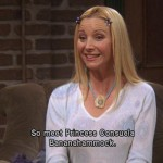 When she changed her name to Princess Consuela Banana Hammock. (Photo: Archive)