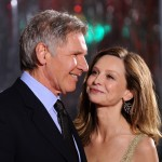 Harrison Ford and Calista Flockhart. Age difference: 22 years. (Photo: Archive)