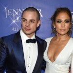 Jennifer Lopez and Casper Smart. Age difference: 18 years. (Photo: Archive)
