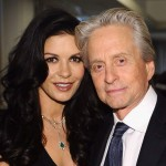 Michael Douglas and Catherine Zeta-Jones. Age difference: 25 years. (Photo: Archive)