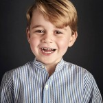 Kensington Palace released a new portrait of the future King of England. (Photo: Release)