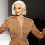 Carmen Dell'Orefice. (Photo: Archive)