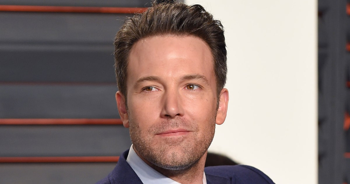 These are all of Ben Affleck's official and rumored girlfriends. (Photo: Archive)
