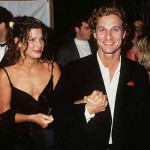 Bullock starred alongside Matthew McConaughey in A Time to Kill, and they begin dating. (Photo: Archive)