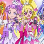 Glitter Force Doki Doki (Netflix), August 18. (Photo: Release)