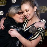 Billie Lourde was named Carrie Fisher's sole beneficiary. (Photo: Archive)