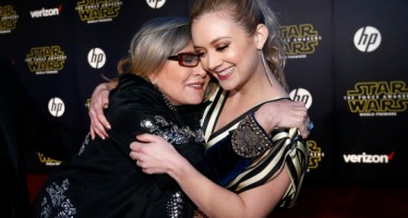Carrie Fisher's Daughter Billie Lourde To Inherit Her Mom's Estate