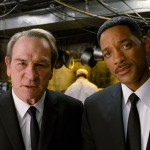 Men in Black is the highest-grossing action buddy film of all time. (Photo: Archive)