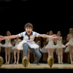 His terrific dance moves helped him land roles in productions like Billy Elliot the Musical, first as Billy's best friend, and later as Billy. (Photo: Archive)