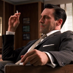 Don Draper, played by John Hamm… (Photo: Archive)