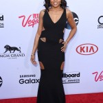Taraji P. Henson in Alexandre Vauthier Couture. (Photo: Archive)