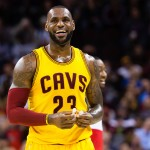 LeBron James donated $2.5 million to the Boys and Girls Club of America, a charity he works with regularly. He also founded the LeBron James Family Foundation. (Photo: Archive)