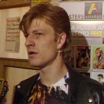 Sean Bean as Horace Clark, in Episode of the Bill. (Photo: Archive)