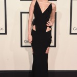 Miley Cyrus in Alexandre Vauthier Couture. (Photo: Archive)