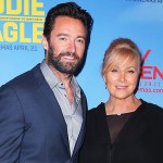 Hugh Jackman and Deborra-Lee Furness. Age difference: 13 years. (Photo: Archive)