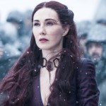 Carice Van Houten as Melisandre. (Photo: Archive)