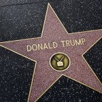 He has his own star on the Hollywood Walk of Fame which he received for the TV show The Apprentice. (Photo: Archive)