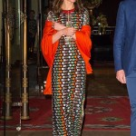 Kate Middleton in Tory Burch. (Photo: Archive)